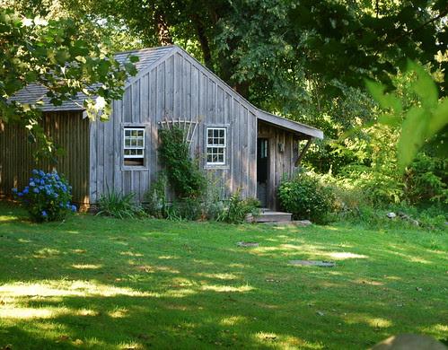 Watsons Farm little house