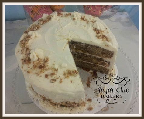 Sugar Chic Bakery: Old Fashioned Cakes