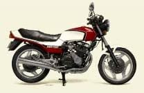 SEEVERT: 1981 ホンダ(Honda) CBX-400F (Limited Edition)
