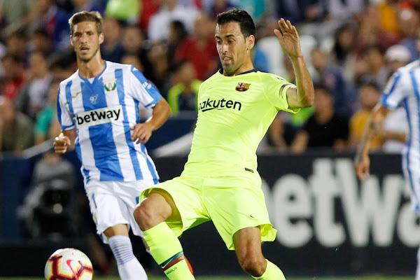 71f3940b178 FC Barcelona vs CD Leganés | Alineaciones confirmadas