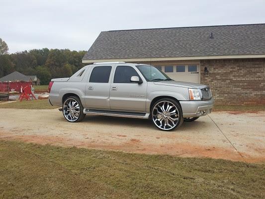 2005 Cadillac Escalade ext $22,000 - 100448959 | Custom ...