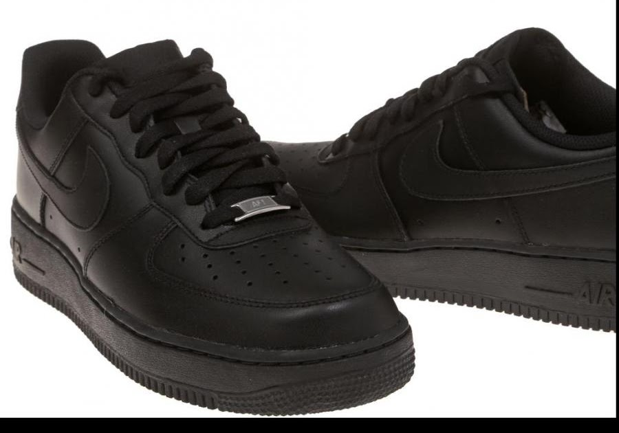 nike air force negros