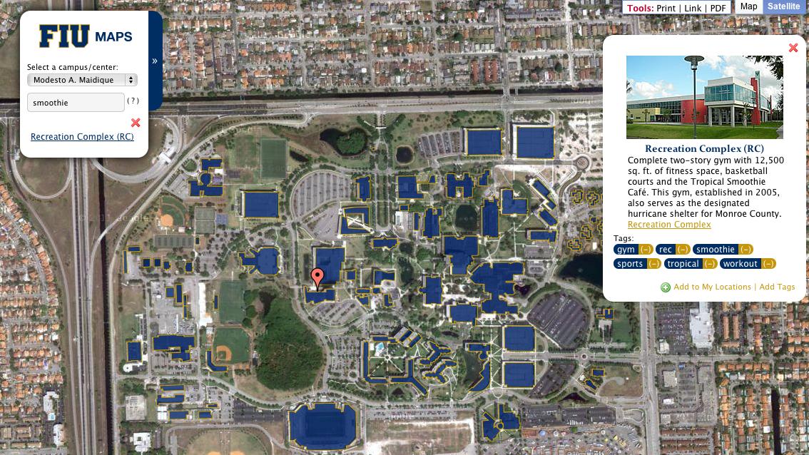 Fiu Mmc Campus Map Fiu Mmc Campus Map Pdf | Map Of Us Western States