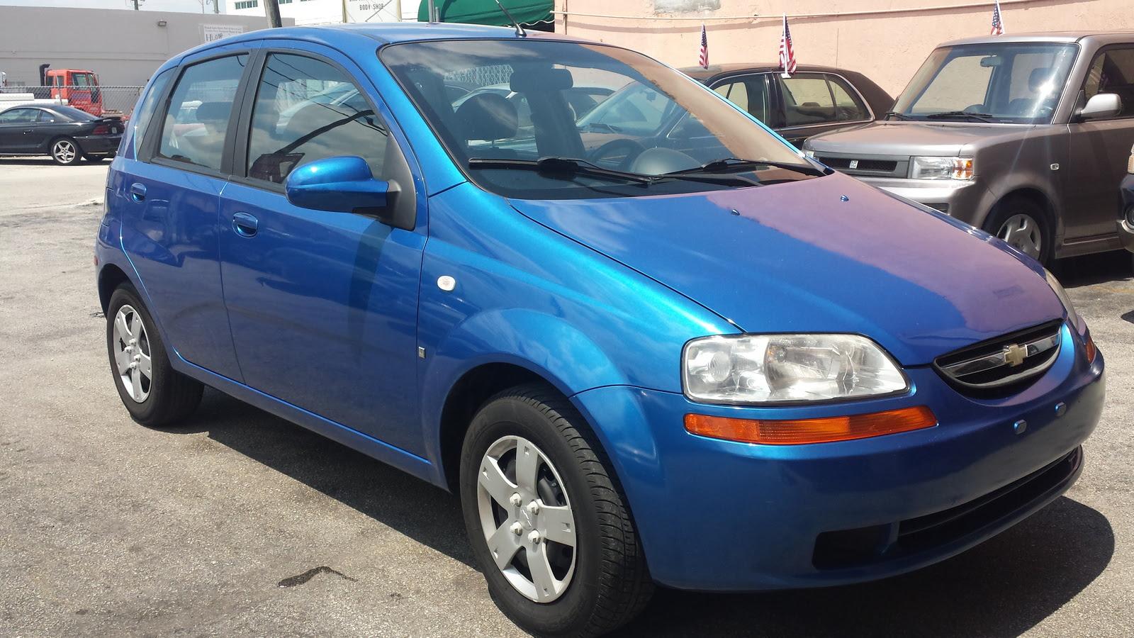 2008 Chevrolet Aveo - Pictures - CarGurus