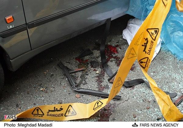 iranian scientist assassinated