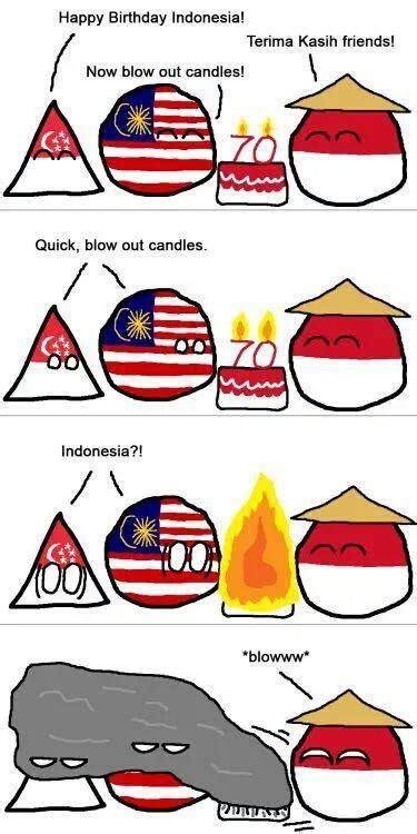 deretan meme malaysia  nyelekit sindir kabut