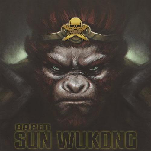 """Caper – """"Sun Wukong"""" EP"""