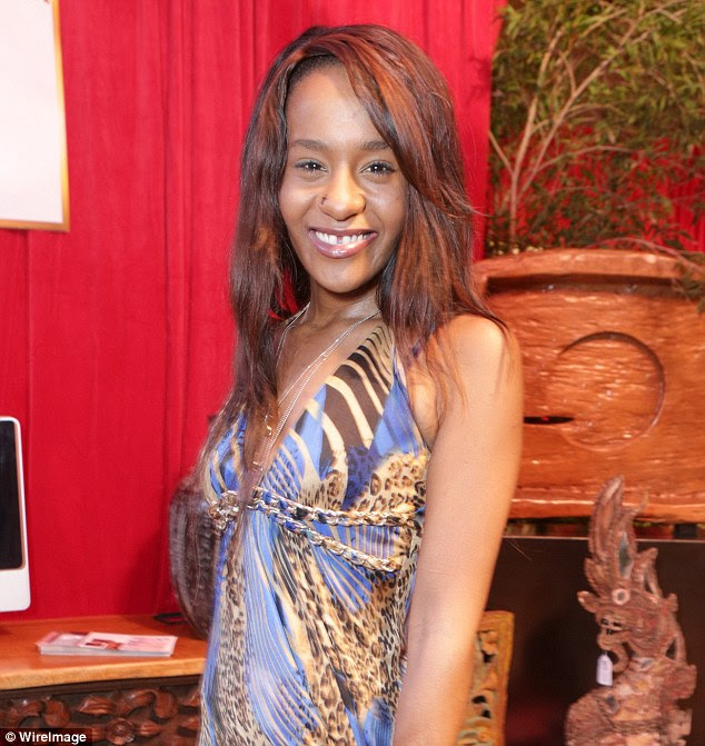 Tragic: Bobbi Kristina Brown (above), 22, has died - six months after she was  found face-down in a bathtub