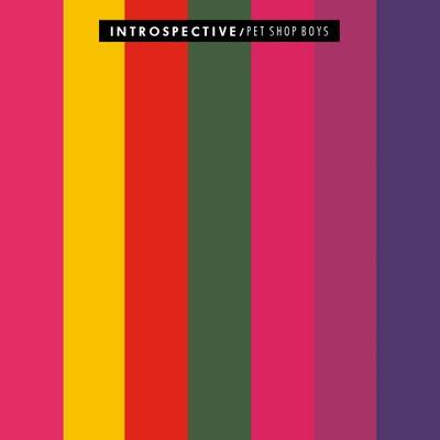 Pet Shop Boys - Introspective - Front