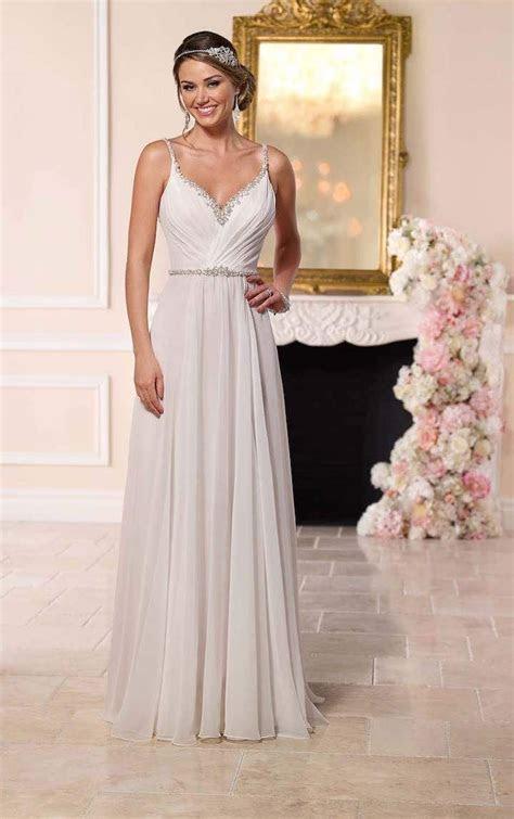 Wedding Dresses with Romantic Details   MODwedding
