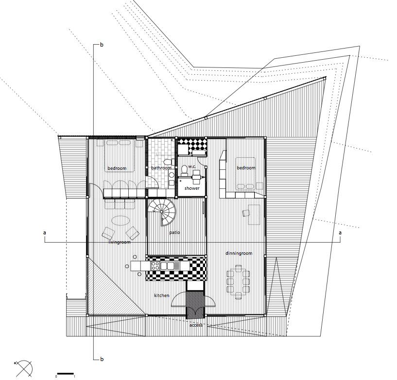 Casa-Kiltro, Supersudaca, diseño, arquitectura, casas