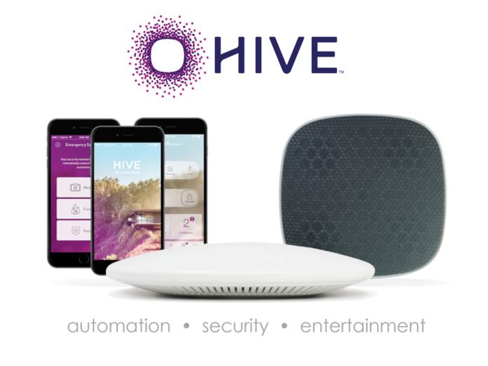 Hive é um sistema inteligente que permite monitorar ações dentro de casa (Foto: Divulgação/Hive)