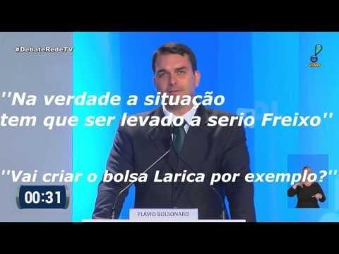 Política desmistificada  Marcelo Freixo fazendo Flávio bolsonaro Esquecer  ate texto politico 2016 7bf8730dbd33e