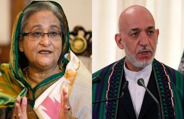 Hasina, Karzai join criticism of Indian citizenship law