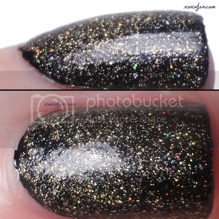 xoxoJen's swatch of Anne Kathleen Thana