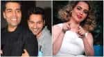 Varun Dhawan on nepotism comment against Karan Johar: Kangana Ranaut is right