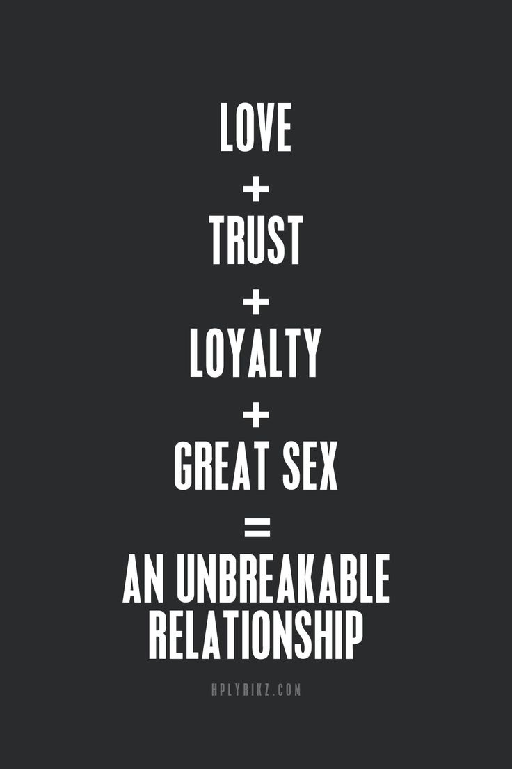 Relationship Quotes love trust loyalty great = an unbreakable relationship