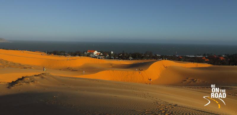 Mui Ne - where sand dunes and the sea meet in Vietnam