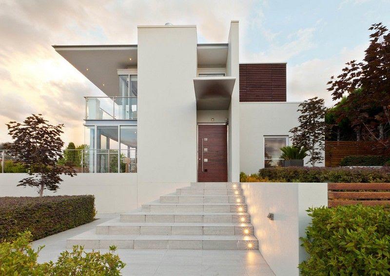 Eingangsbereich gestalten: Ideen f\u00fcr ein attraktives Ambiente