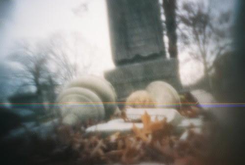 fallen urns