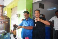 Having No 1 Coffee at Dharmapuri Tamilnadu by firoze shakir photographerno1