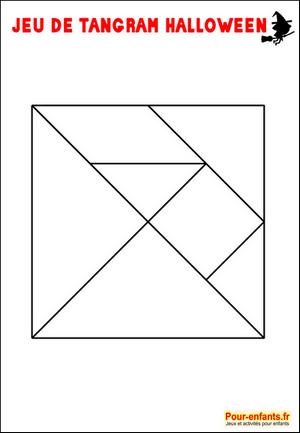 Jeux de tangram à imprimer jeu tangram gratuit