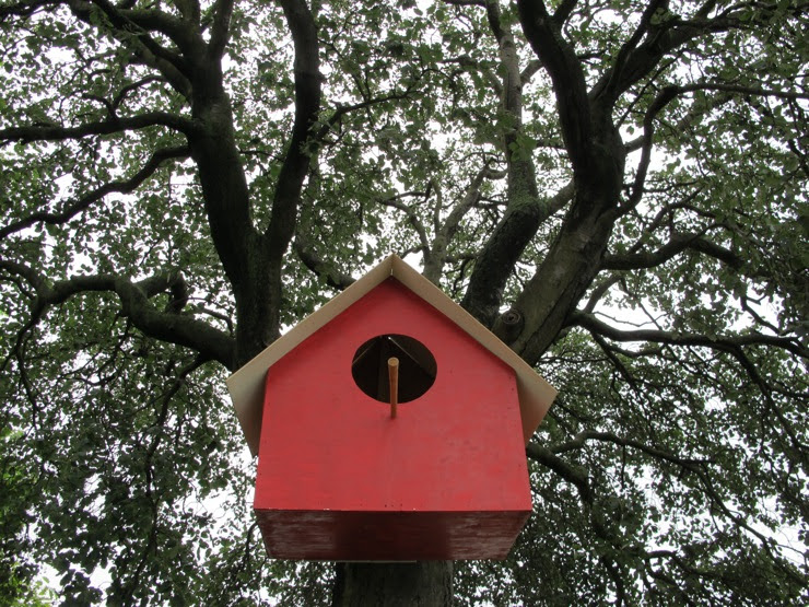 Giant birdhouse :D