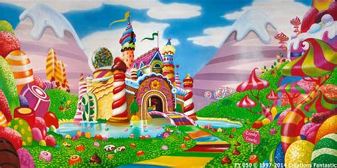 candyland background wallpapersafari