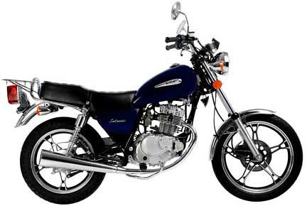 Suzuki Intruder 125 ED