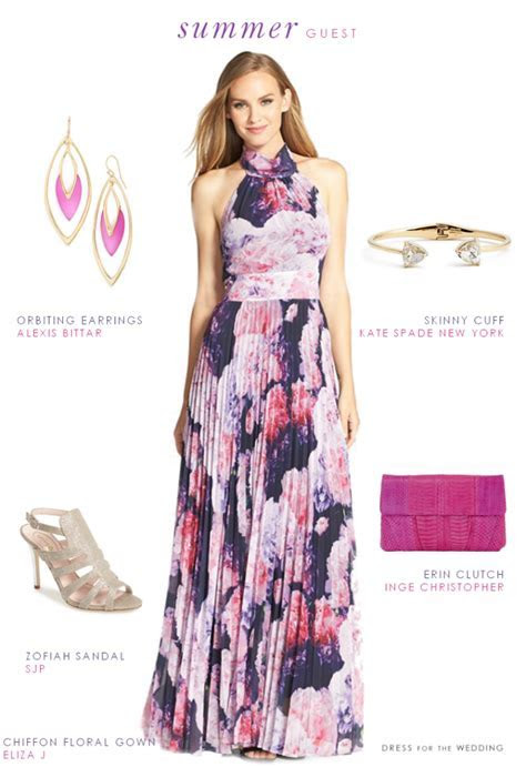 Wedding Guest Outfit for a Late Summer Wedding   Purple