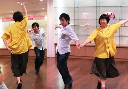 松菱 チャコット,松菱 イベント ダンス,松菱 バレエ