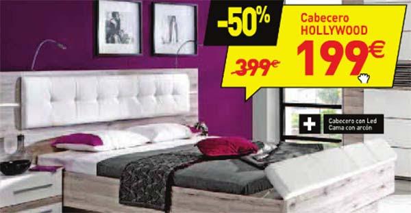 Dormitorio muebles modernos cabecero conforama - Dormitorios conforama 2014 ...