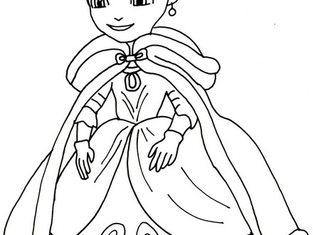 5100 Sofia The First Coloring Book Pdf Best HD