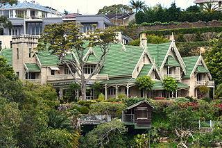 The Hermitage Vaucluse Sydney