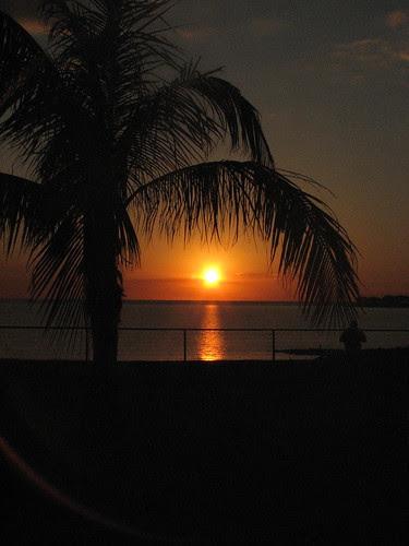 Sunset Fannie Bay Darwin