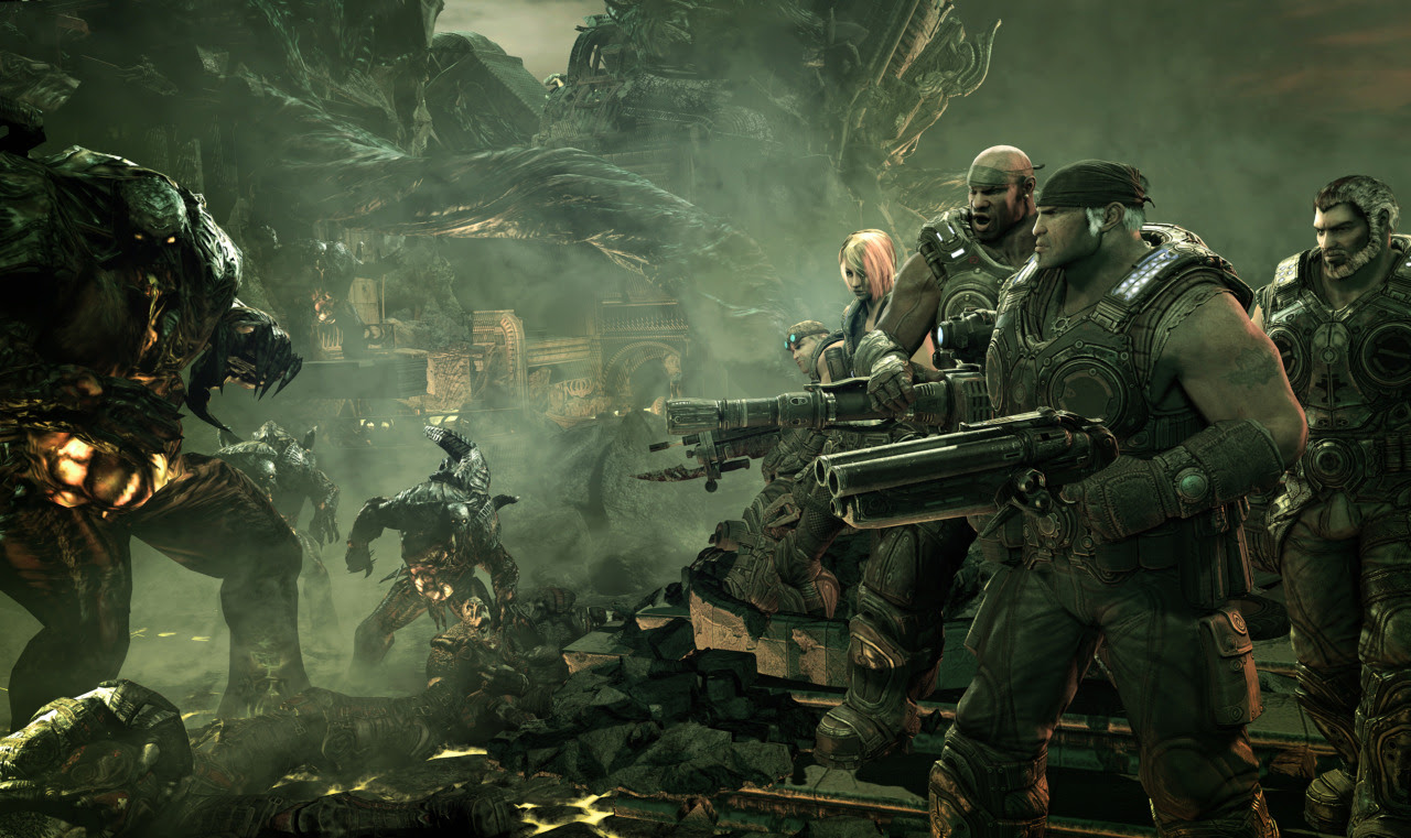 Gears Of War 3 Crysis Killer System Wars Gamespot