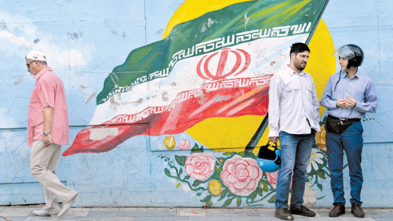 Iran has long accused the Europeans of reneging on promises to protect its economy from US sanctions.