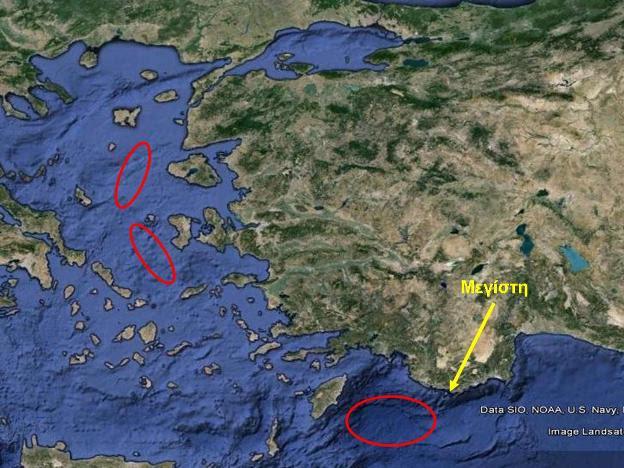 Οι Τούρκοι στο Αιγαίο …έχουν οι φύλακες τη γνώση! (ΒΙΝΤΕΟ)