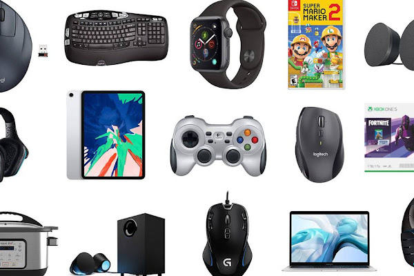 faa0b0f7bf0 MacBook Air, Switch games, QLED TVs, and more deals for June 20. Plus  Amazon's huge sale on Logitech ...