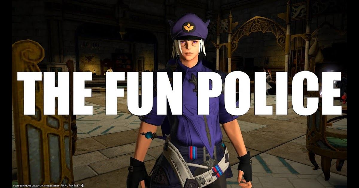 theguardian: Zepla HQ The Fun Police [FFXIV Funny]