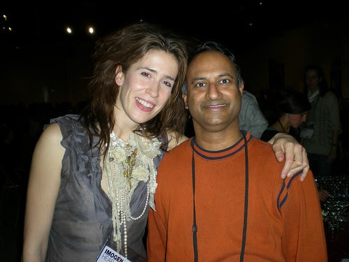 Pop!Tech Day 3 Imogen Heap and Shashi Bellamkonda