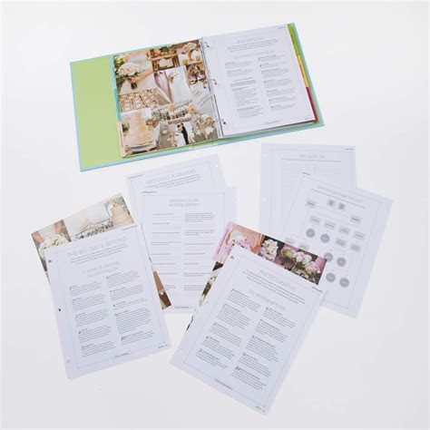 Planner organizer mini album Many Mini Book t