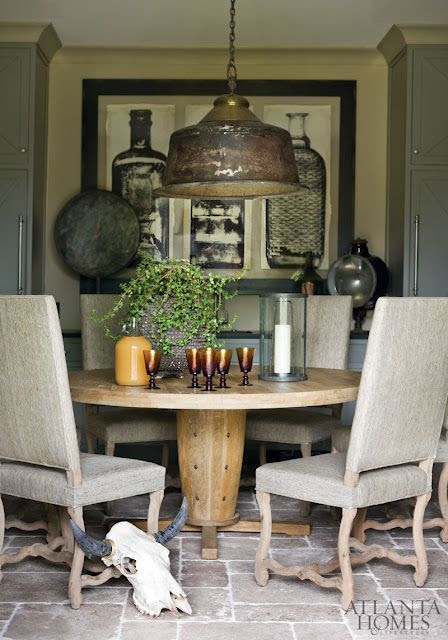 greige: interior design ideas and inspiration for the transitional home: New Traditional