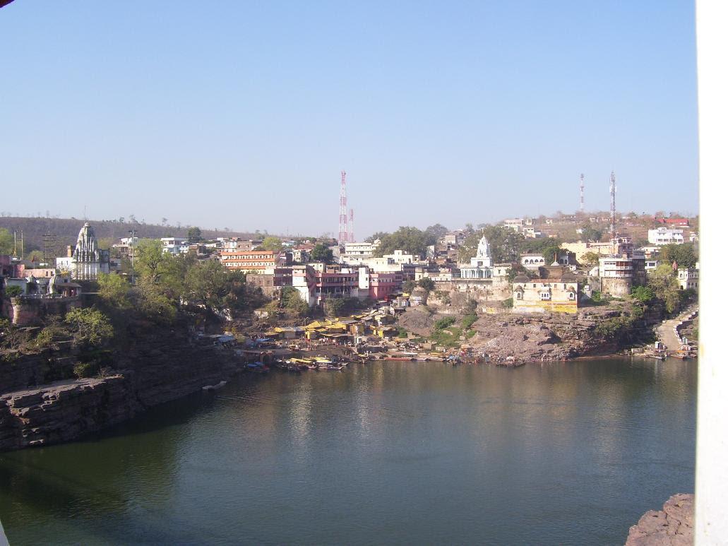 Twelve Jyotirlingas (Dwadasha Jyotirlinga) Darshana - 04. Sri Omkareshwar Mamaleshwar Temple, Khandwa, MP