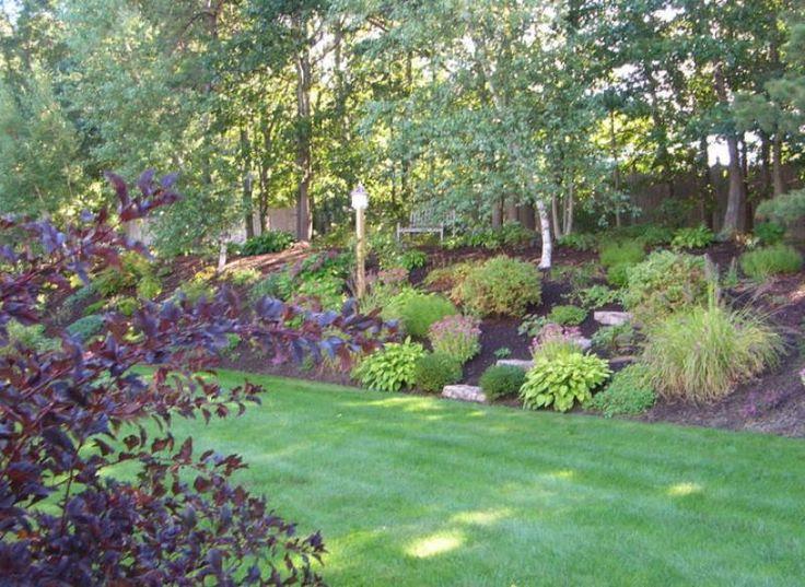 Landscaping Ideas Hillside Backyard Small Front Yard Landscape Ideas
