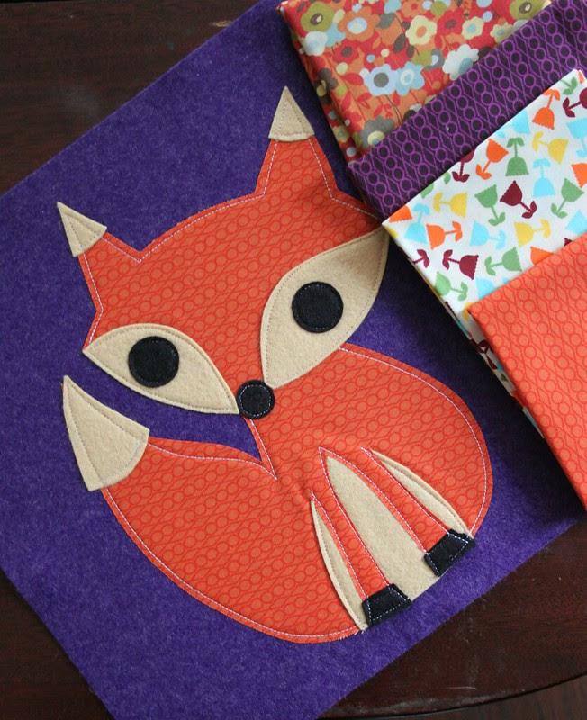 Fox & Fabrics