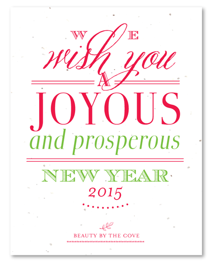 Prosperity Greeting Card