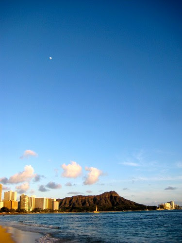 Moon. Diamond Head. sigh.