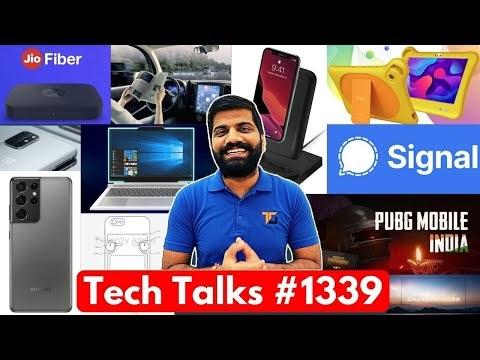 Tech Talks #1339 - A32 5G, OnePlus 9 Lite, Jio Fiber India, PUBG Mobile Korea, Xiaomi 80W Wireless