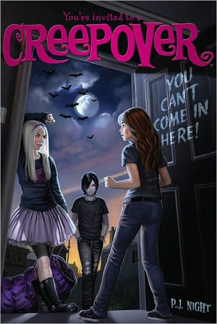 You Can't Come in Here! (You're Invited to a Creepover #2)